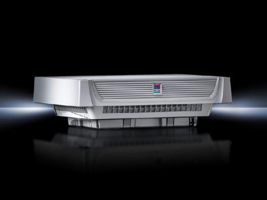 Nuevo ventilador de techo Un único sistema para todos los tamaños.