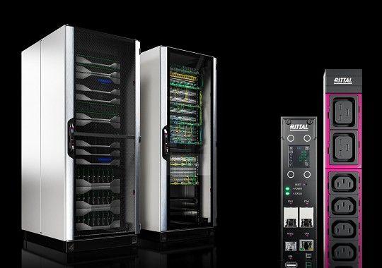 El nuevo rack VX IT y la nueva generación de PDU's.