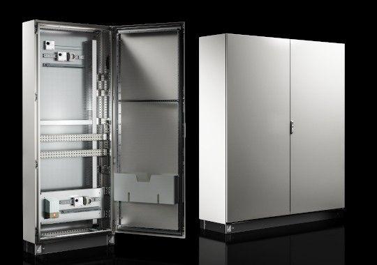 Nuevo armario metálico autosoportado monobloc VXSE