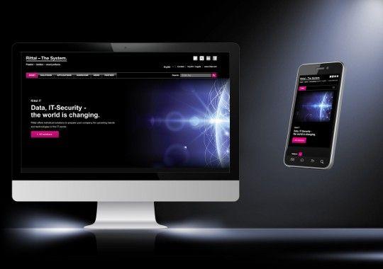 Rittal presenta il nuovo sito web dedicato all'IT: expertise e soluzioni per tutti gli scenari IT