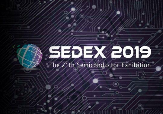 제21회 반도체대전(SEDEX) 참가