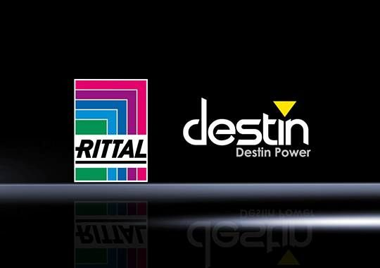 Rittal x Destin Power : EV Charger 테스트 베드 설치영상