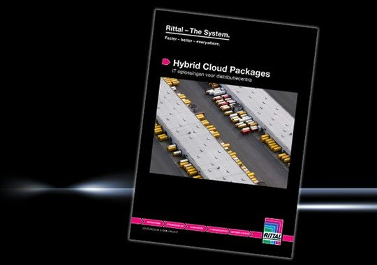 Hybrid Cloud Packages IT oplossingen voor distributiecentra