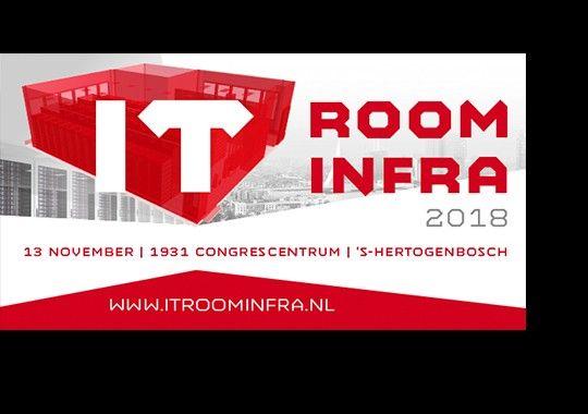 IT Room Infra 13 november, Den Bosch