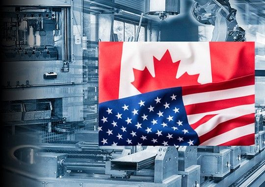 Export naar Noord-Amerika