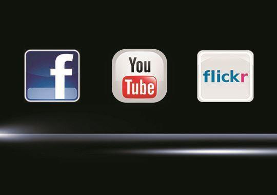 Компания Rittal в социальных