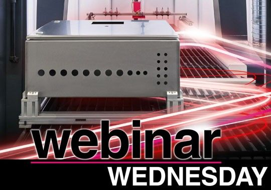 LIVE Webinar Wednesday - Rittal Enclosure Assembly Automation: