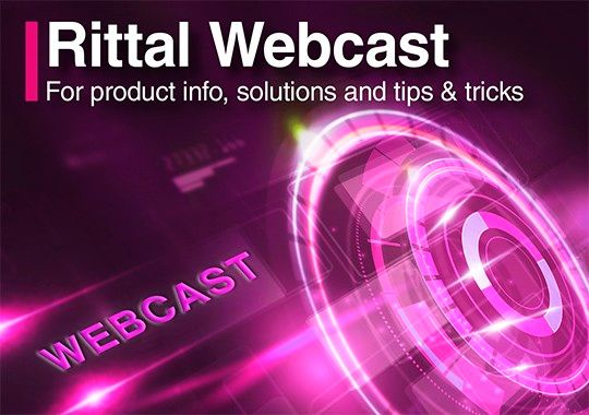 Rittal Webcasts -