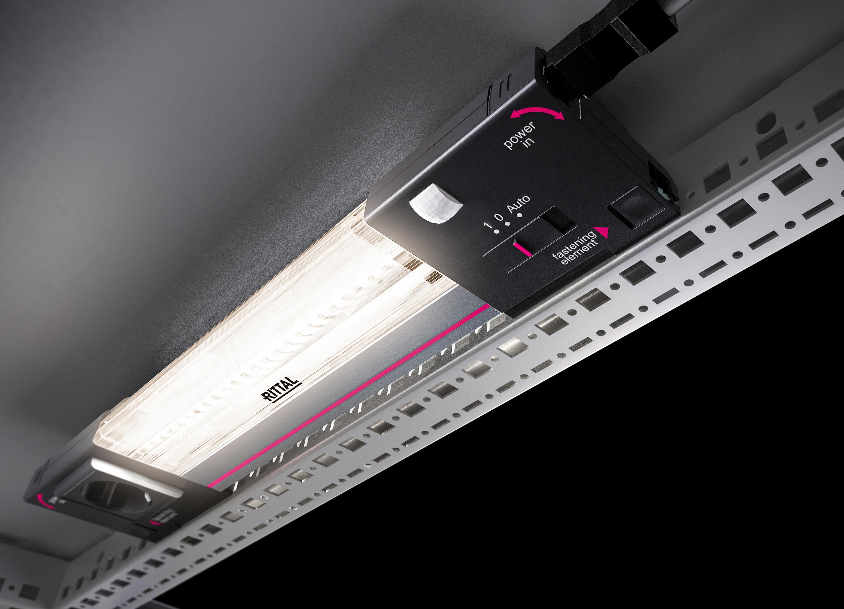 Rittal entwickelt neue Schaltschrank-Leuchten | Rittal - Das System.