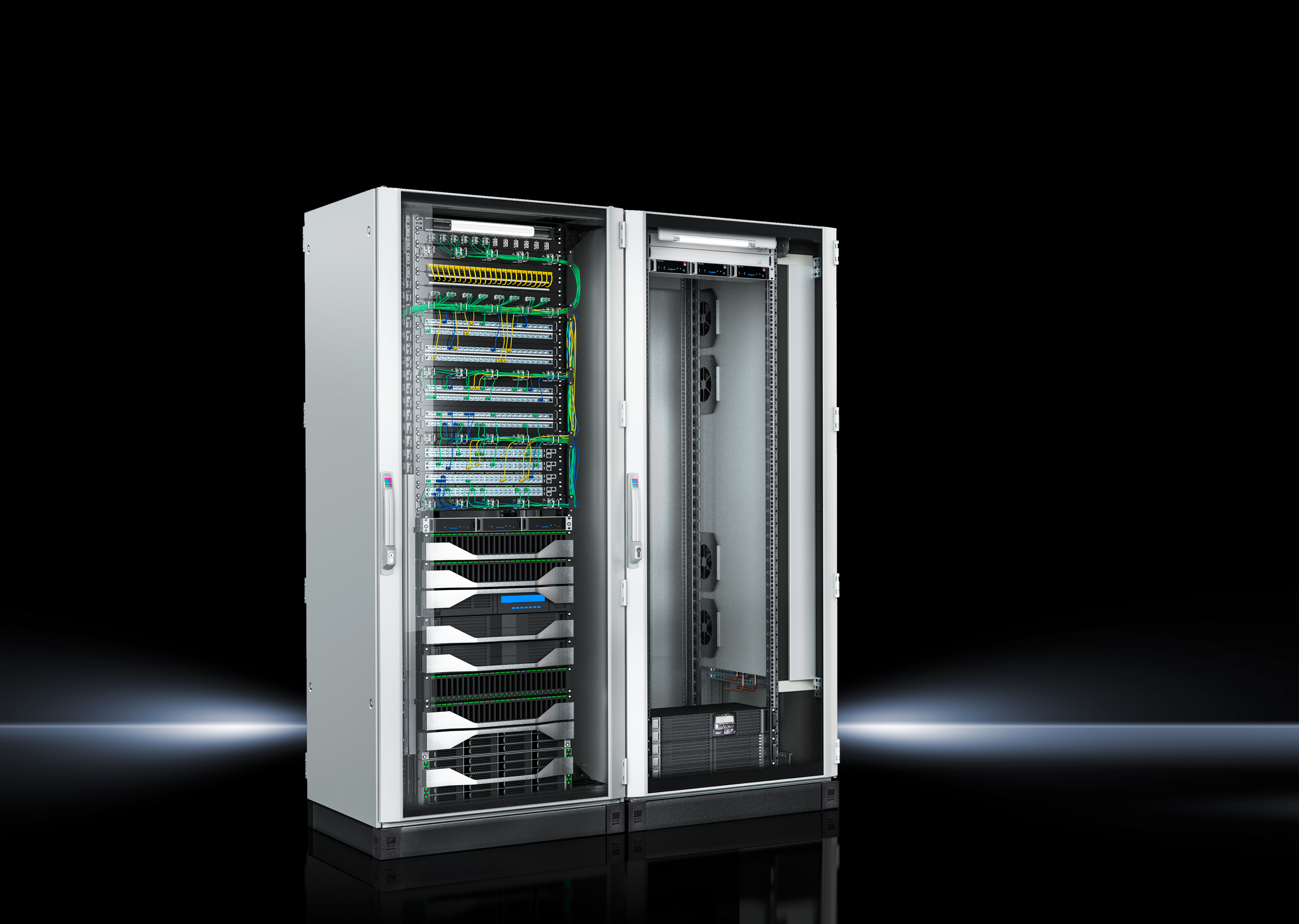 Cebit 2017 Rittal Presents Edge Data Center For