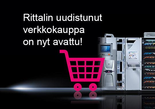 Tervetuloa tutustumaan verkkokauppamme uudistuksiin!