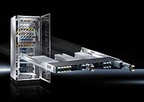 Network Cable Organizer ‑järjestelmä verkkokaappien kaapelointiin