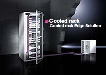 Cooled rack Edge Solution