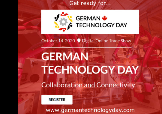 Rittal invites you to... German Technology Day 2020