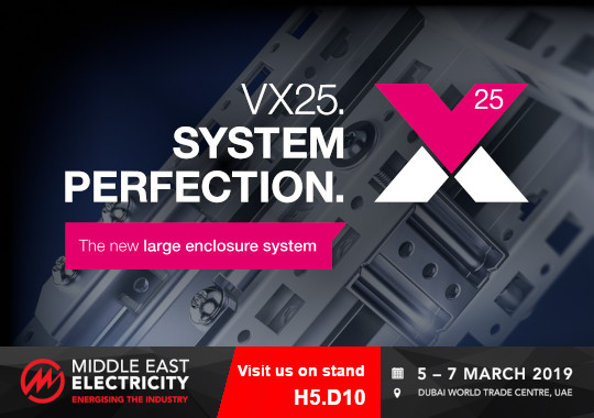 Discover VX25 at  MEE 2019