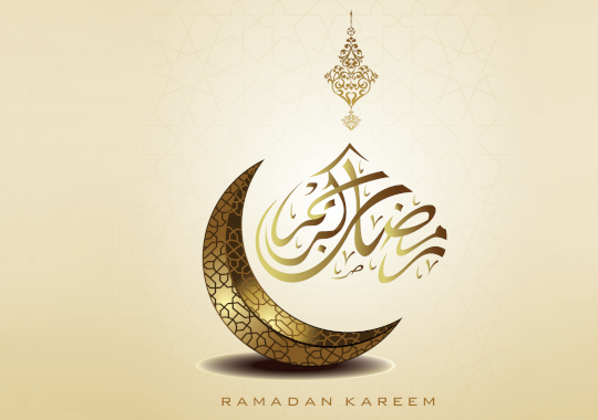 "Wishing ""Each One of You"" peace, happiness and blessings during the Holy Month of Ramadan"