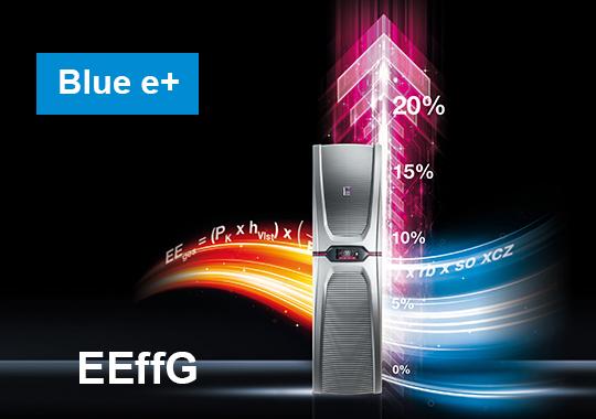 Kühlgeräte-Serie Blue e+: erfüllt Bundes-Energieeffizienzgesetz