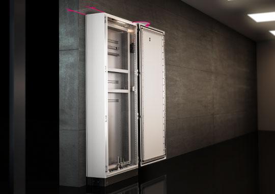Nouveauté : armoires monobloc VX SE
