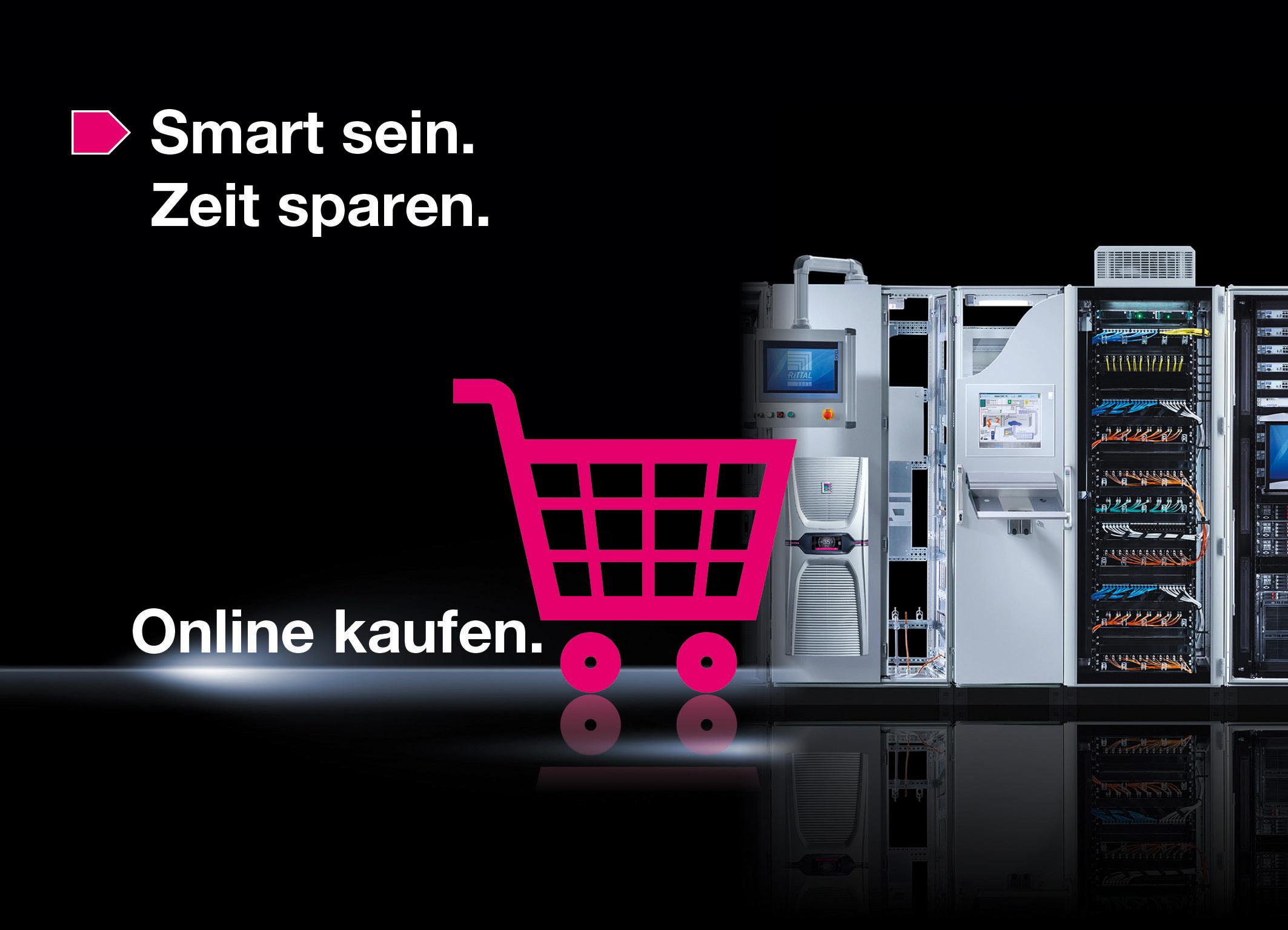 Rittal Online-Shop Einfach und schnell bestellen