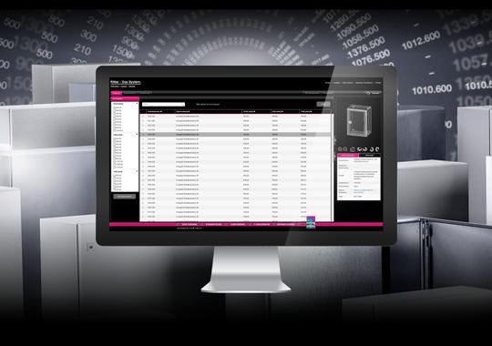 威图全新系统配置程序 实现便捷下单