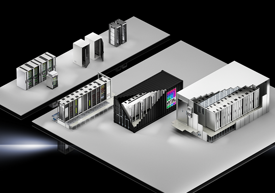Infraestructura TI para Data Centers