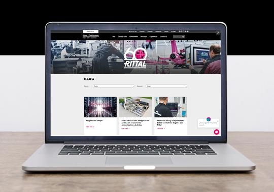 Nace expert.rittal.es, el nuevo Blog de Rittal