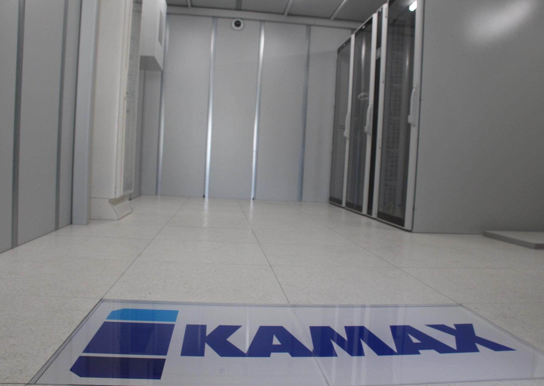 Caso de éxito Data Center KAMAX