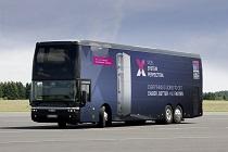 Rittal on Tour con el Bus-Exposición VX25