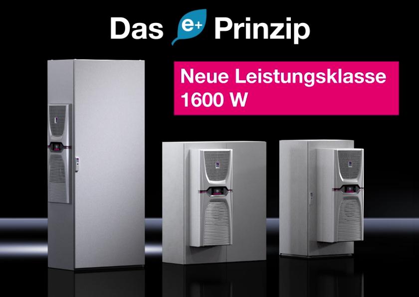 Blue e+ Kühlgeräte-Serie