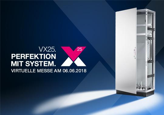 VX25. Perfektion mit System live erleben.