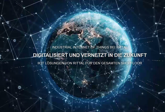 Digitalisiert und vernetzt mit Rittal in die Zukunft