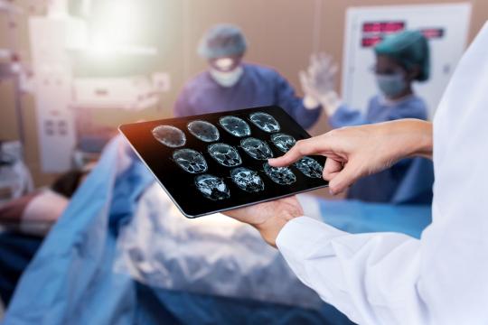 """Webinar: """"Smart Healthcare – Mehr Sicherheit für eine durchgängige  Gesundheitsversorgung"""""""