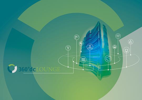 Einladung zur 360°dcLounge @Smart Factory needs Datacenter