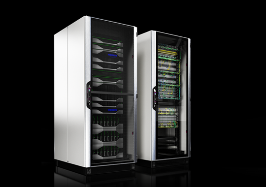 VX IT – 's Werelds  snelste IT-rack
