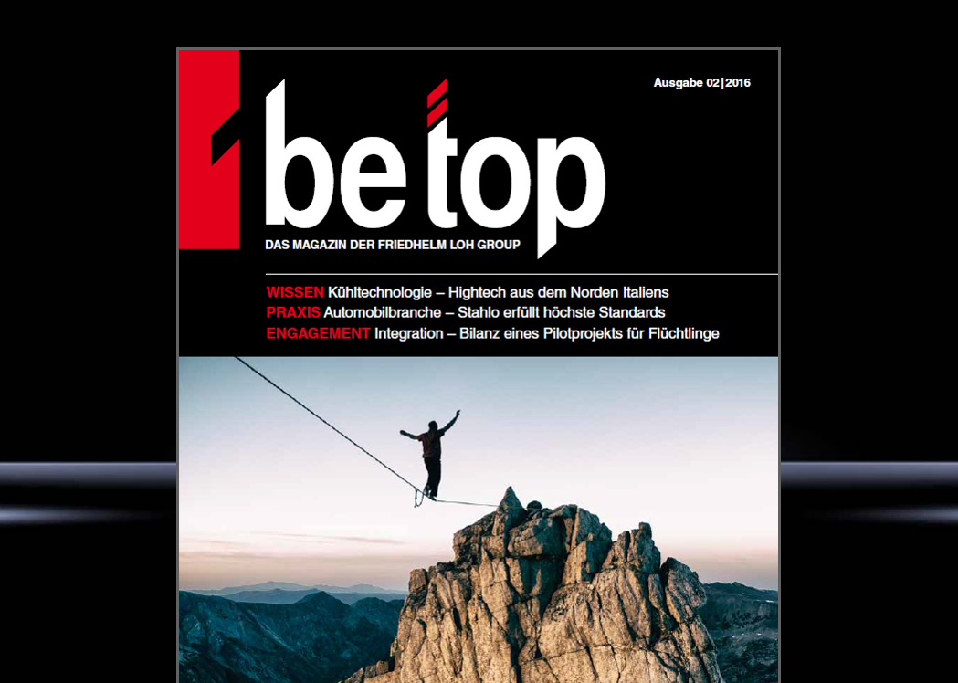 be top - ons internationale company magazine