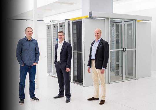 Europa's eerste OCP Experience Center