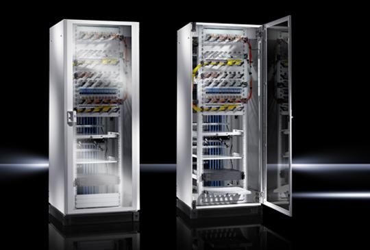 Bastidores TE 8000 - Máxima eficiência