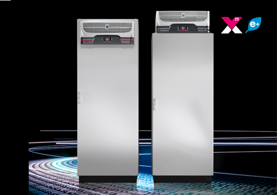 Solução integrada VX25 Blue e+