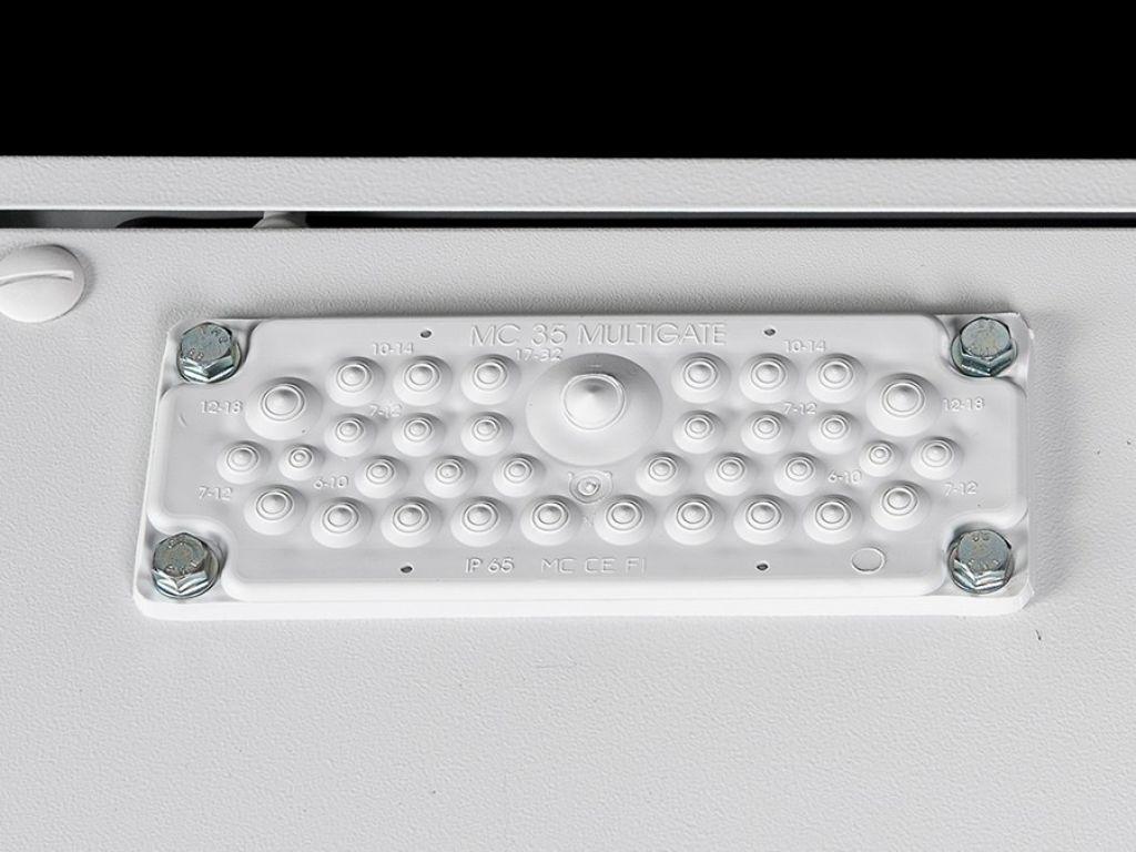 Kapslingssystem SE 8 med fläns