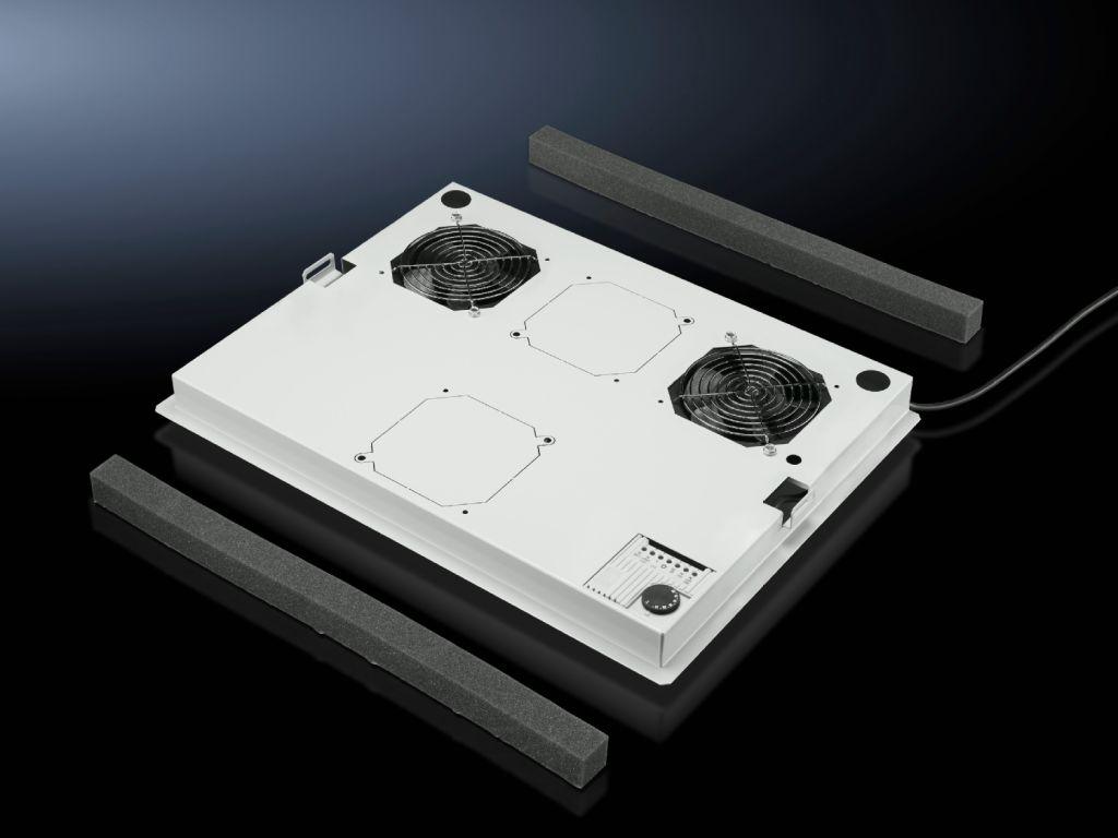 Nosný plech ventilátoru
