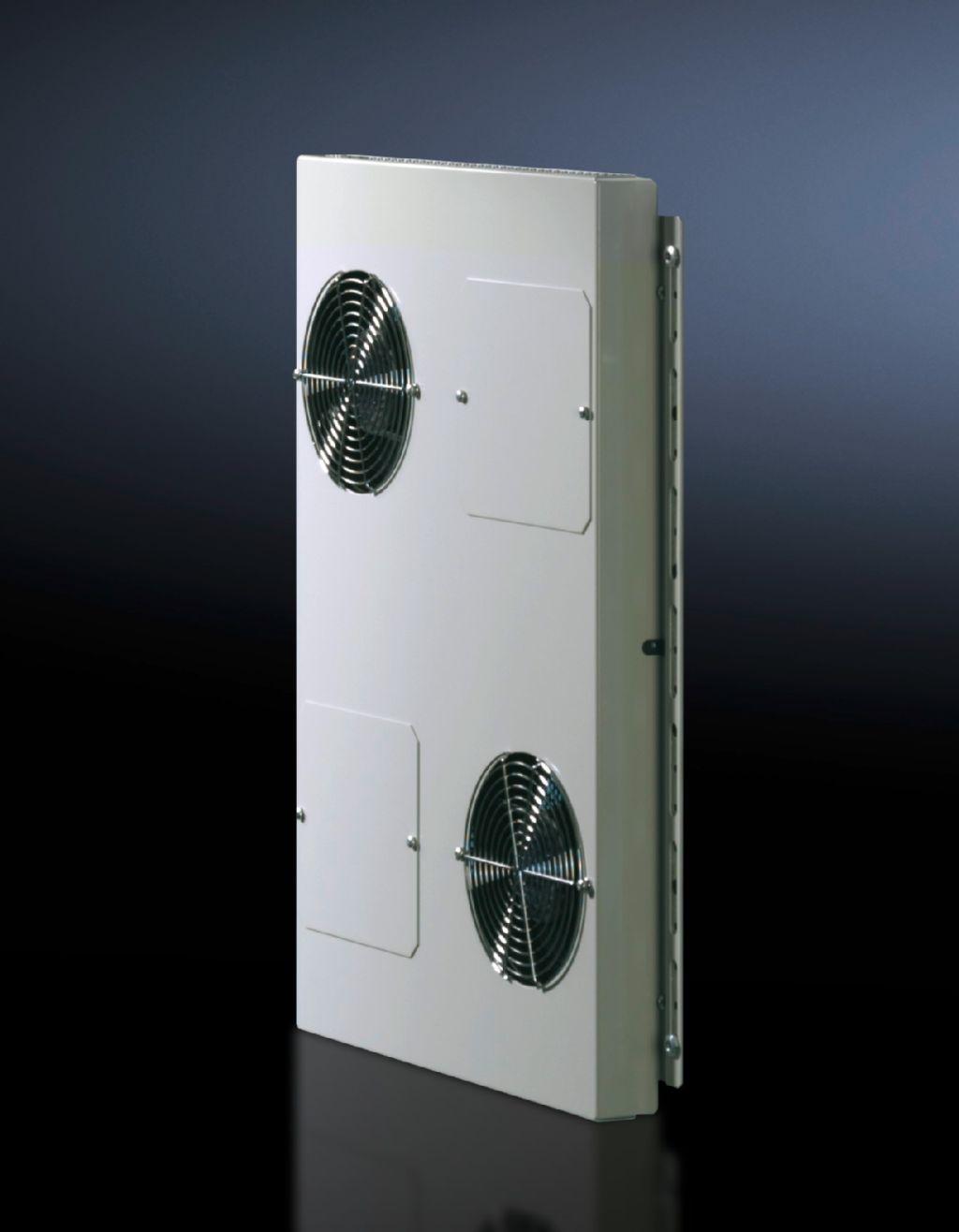 Nosník s ventilátory