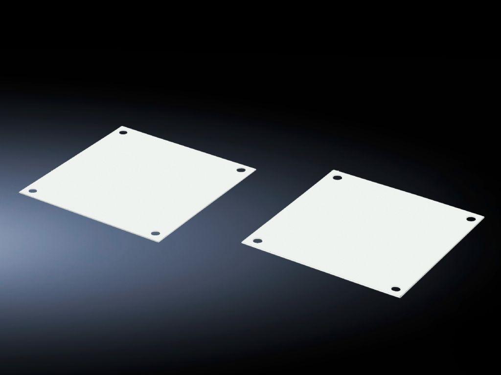 Cubiertas para panel para ventiladores para FlatBox