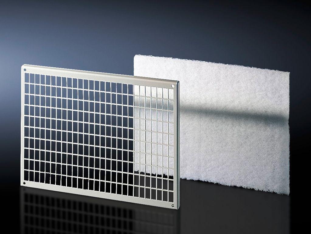 Soporte de filtros para ventilación de techo