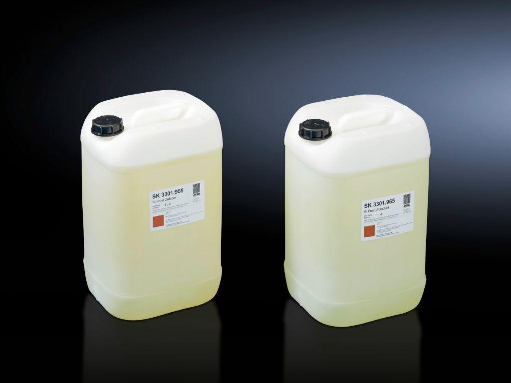 Medio refrigerante (mezcla lista para el uso) para chillers e intercambiadores de calor aire/agua