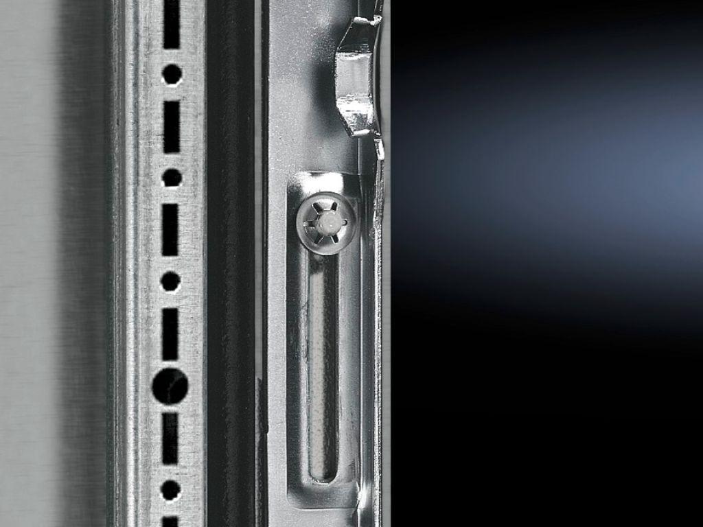 Spring washer for TS locking bar