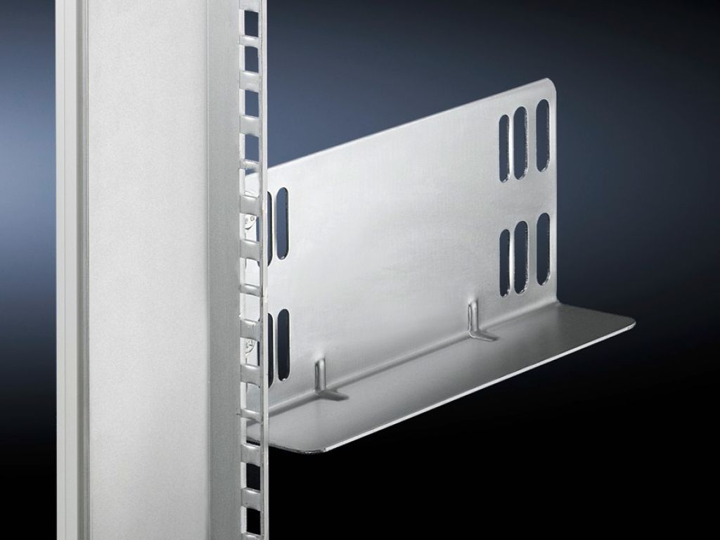 Slide rail For TS adaptor section, one-sided mounting