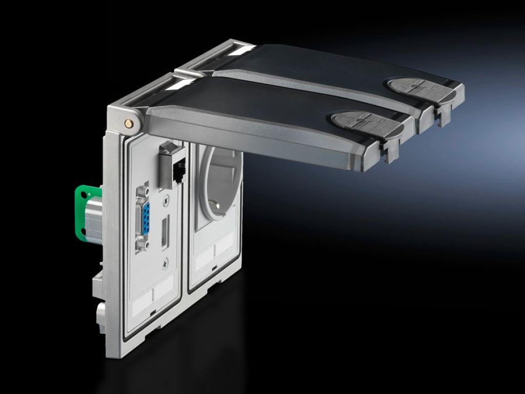 Interface flap, modular