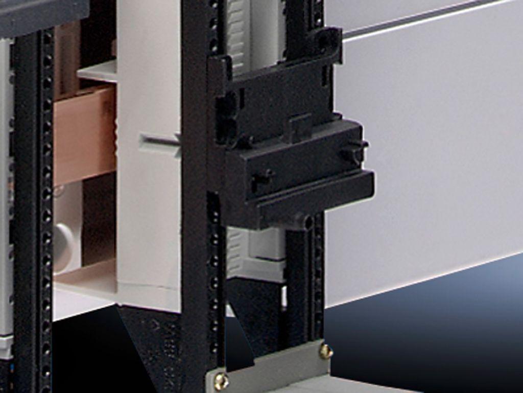 Штырьковый блок Plus для пускателей с усиленным креплением контакторов