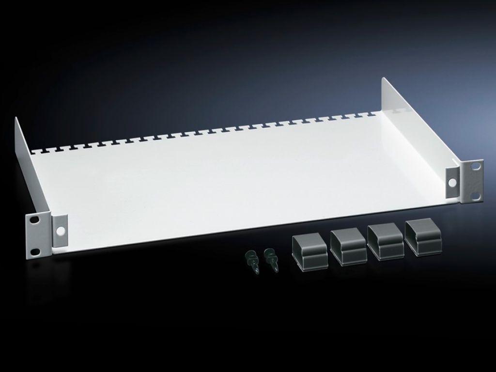 Caixa breakout para cabos de fibra óptica com 1 UA