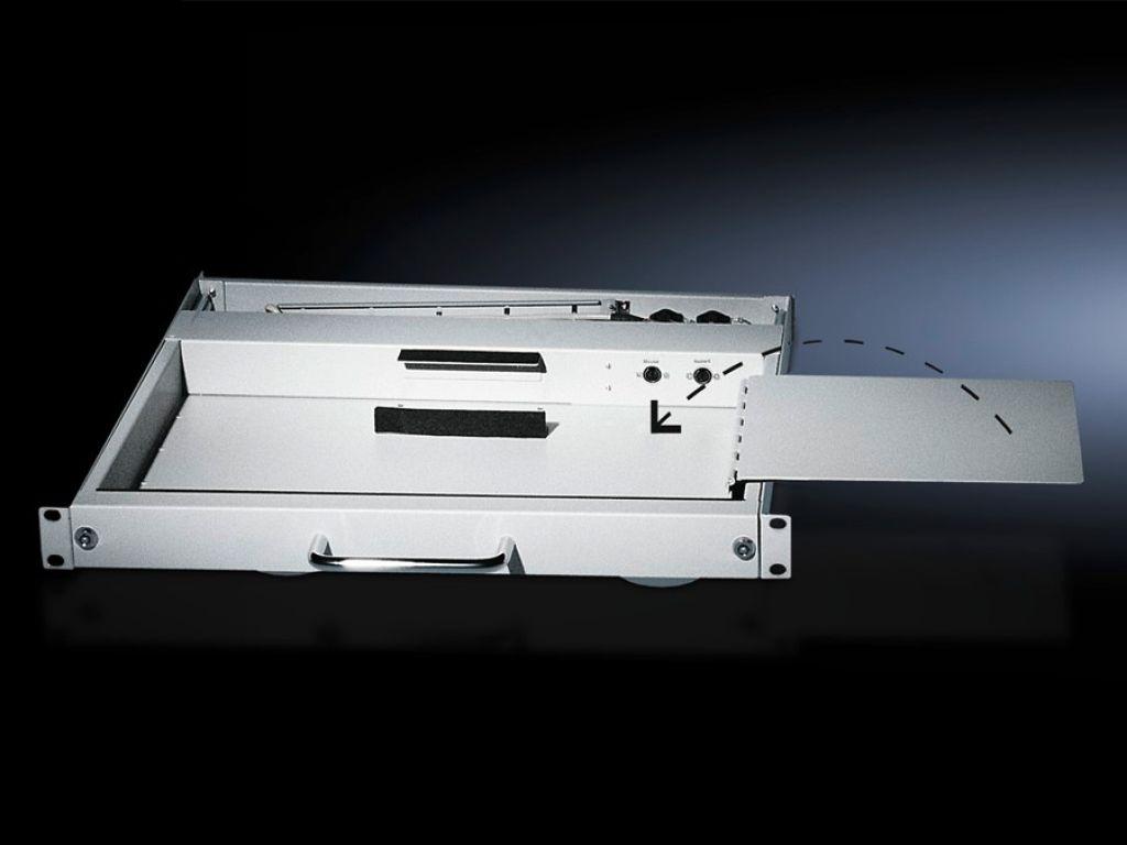 Tapis de souris pour tiroir-clavier